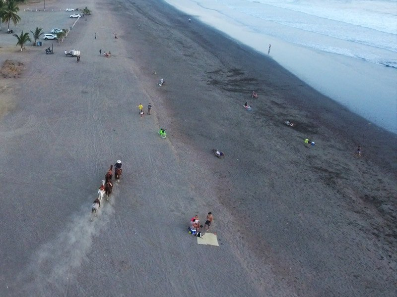 Horseback Riding things to do in jaco costa rica